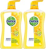 Best Antibacterial Body Washes - Dettol Anti Bacterial pH-Balanced Body Wash, Fresh, 21.1 Review