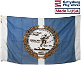 3×5′ Korean War Veterans All- Weather Nylon Outdoor Flag Made In USA Review