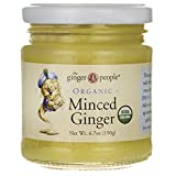Ginger People BG13496 Ginger People Minced Ginger - 12x6.7OZ