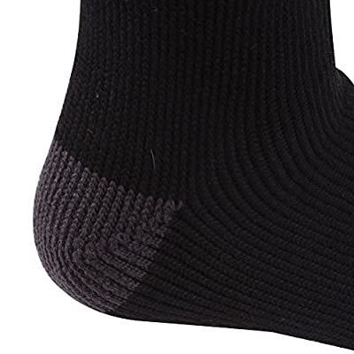 Winter Thermal Socks, LANDUNCIAGA Thick Heat Insulated Heated Boot Socks For Cold Weather