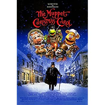 amazoncom the muppet christmas carol movie poster
