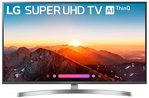 LG Electronics 49SK8000 49-Inch 4K Ultra HD Smart LED TV (2018 Model) (Best 4k Tv Under 50 Inches)
