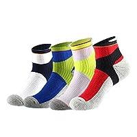 Mens Cotton Outdoor Basketball Socks Size 7-12