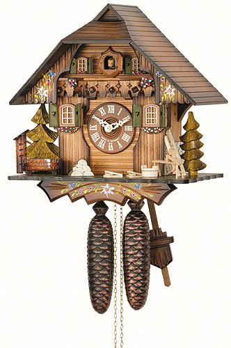Giant Cuckoo Clocks In Germany That You Can Visit A