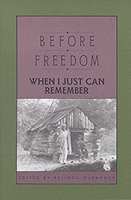 Before Freedom:When I Just Can Remember