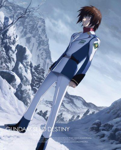 機動戦士ガンダムSEED DESTINY HDリマスター Blu-ray BOX 3[初回限定版]