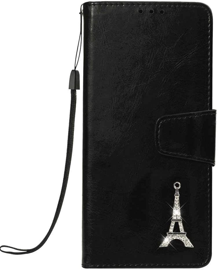 Leather Cover Business Gifts Wallet with Extra Waterproof Underwater Case Flip Case for Samsung Galaxy S9