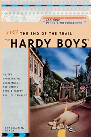 book cover of The End of the Trail