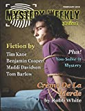 img - for Mystery Weekly Magazine: February 2016 (Mystery Weekly Magazine Issues) book / textbook / text book