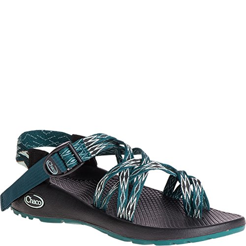 Chaco Women's ZX/2 Classic Angular Teal Sandal by Chaco