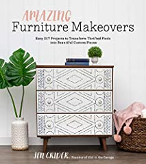 Upcycle Your Secondhand Bargains into Stunning Statement Pieces              Full of inspiring ideas for seasoned refurbishers and the know-how to get anyone started, Amazing Furniture Makeovers helps you give your antique pie...