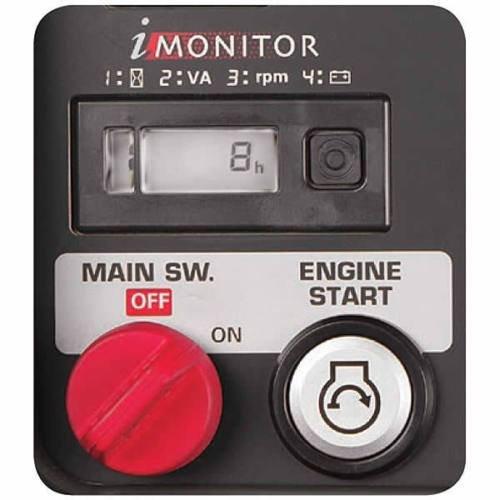 Honda EU7000is - 5500 Watt Electric Start Portable Inverter Generator