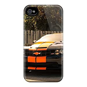 Hot Fashion YjS857ywyv Design Case Cover For Iphone 6 Protective Case (chevrolet Camaro Ss Car)