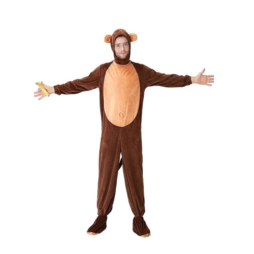 Lilongjiao Traje de Mono Animal Pijama Unisex Adulto Mono (Color : L)
