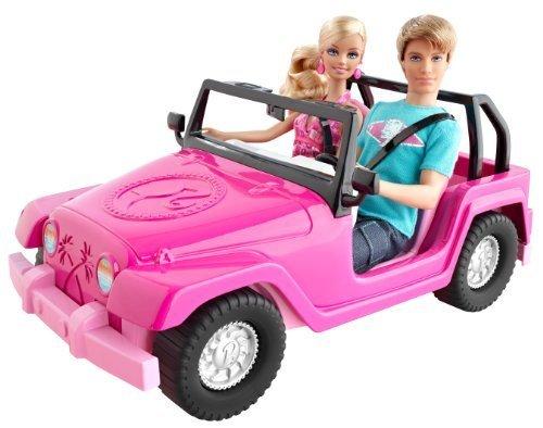 Barbie and Ken Beach Cruiser by Barbie