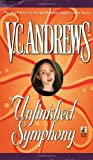 Front cover for the book Unfinished Symphony by V.C. Andrews