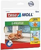 tesa Classic / 05445-00100-00 Joint caoutchouc profil E Blanc (Import Allemagne)