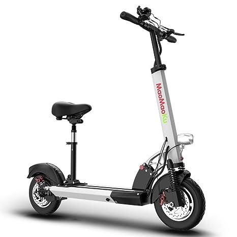 CYGGL portátil Plegable Scooter eléctrico Mini Adulto ...