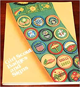 Junior girl scout badge list have