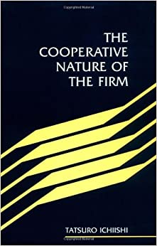 Book The Cooperative Nature of the Firm