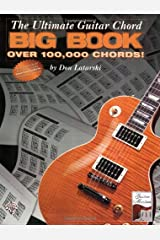 The Ultimate Guitar Chord Big Book: Over 100,000 Chords! Plastic Comb