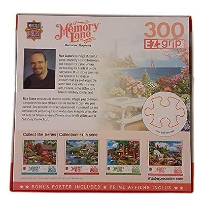 Memory Lane Adult Puzzle 300 pc - Memories: Toys & Games