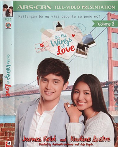 On the Wings of Love Vol 8 Filipino Dvd