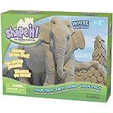Shape It Sand, White, 5 Lb/80oz Box