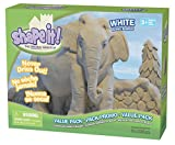 Waba Fun Shape It Sand, White, 5 Lb/80oz Box