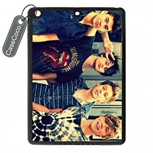 5 Seconds Of Summer 5SOS USA Official Durable Rubber & Plastic Case for Ipad air - Ipad Air Case Cover