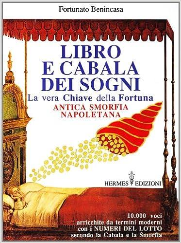 LIBRO E CABALA DEI SOGNI - FOR