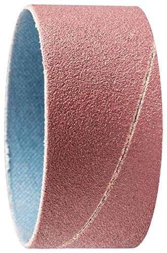 PFERD 41254 2'' x 1'' Spiral Band Cylindrical Type, Aluminum Oxide 150 Grit (100pk)
