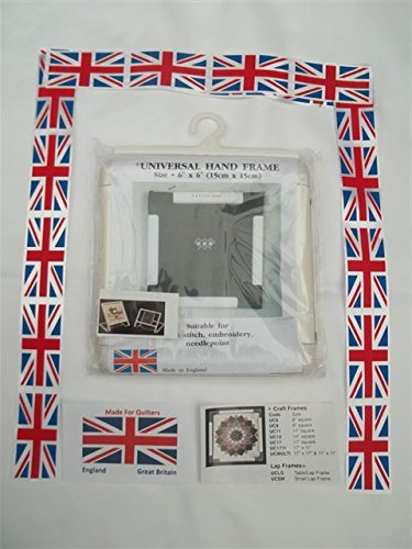 R&R Universal Craft Frame - 6'' x 6'' Made In Great Britain! by R&R