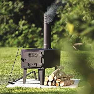 Amazon Com Kotula S Outdoor Wood Burning Stove