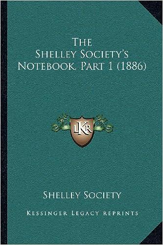shelley society