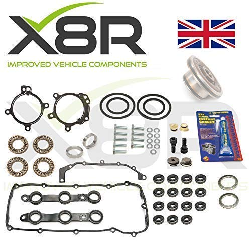 DOUBLE TWIN DUAL VANOS SEALS REPAIR SET KIT M52 M54 M56 WITH GASKETS