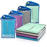 Best Cooling Scarves - Chill Pal Microfiber Cooling Towel Review