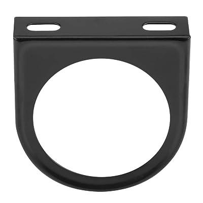 Gauge Bracket Holder, 52mm 2 Inch Universal Single Hole Meter Gauge Pillar Mount Pod Holder Black: Automotive