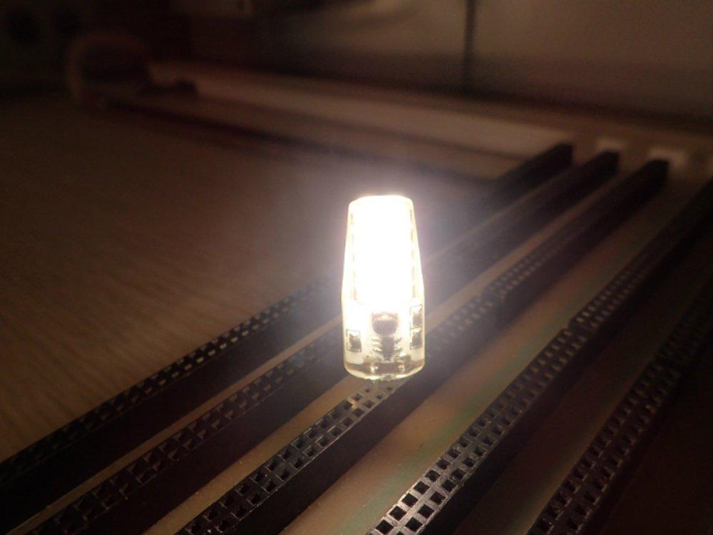 Gy g led smd sparlampe leuchtmittel birne w lampe