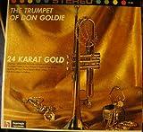 The Trumpet of Don Goldie; 24 Karat Gold Vinyl LP Record Hurrah Records HS-1060