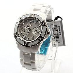 Guess Women's Gc Sport Class Xl-s Glam Timepiece
