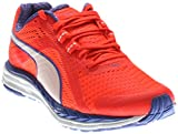 Cheap Puma Women's Speed 500 Ignite Red Blast/Royal Blue/White Ankle-High Synthetic Running Shoe – 8M