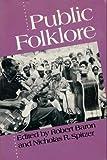 Public Folklore, , 1560981172