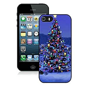 2014 Latest iPhone 6 4.7 Protective Cover Case Christmas Tree iPhone 6 4.7 pc hard Case 29 Black