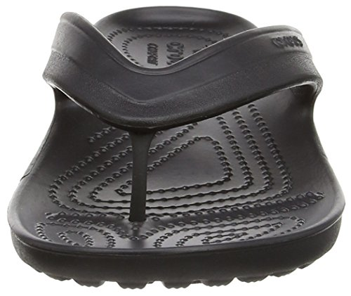 Crocs Classic, Tongs - Mixte Adulte Noir (Black)