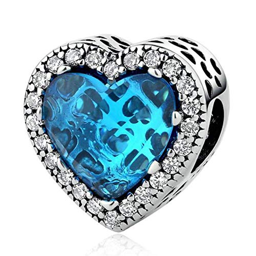 Latest Fashion Symbol Of The Brand Pandora Radiant Heart Charm Purple several Available