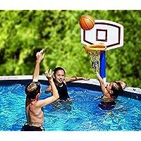 Swimline Jamming juego de baloncesto para piscinas por encima del suelo