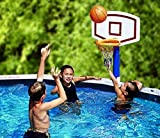 Swimline Jamming Basketball Game For Above Ground Pools