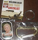THE WALKING DEAD DOG TAGS - Beth Greene #16 of 24