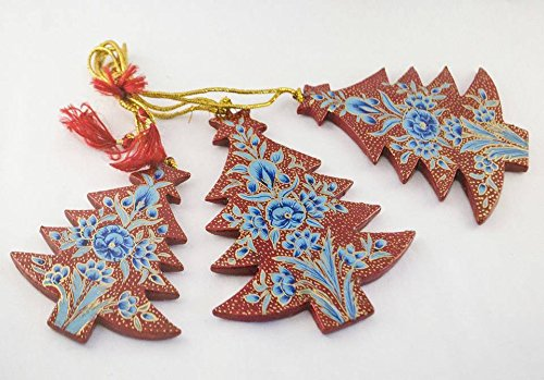 Exquisite Handmade Christmas Ornaments for Your Christmas Tree or Wall Hanging ()